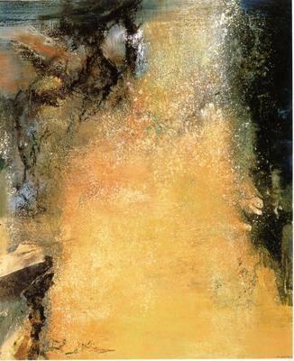 抽象畫, 現代
