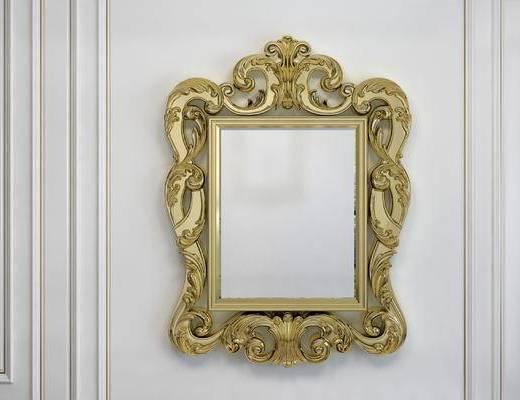镜子, 简欧