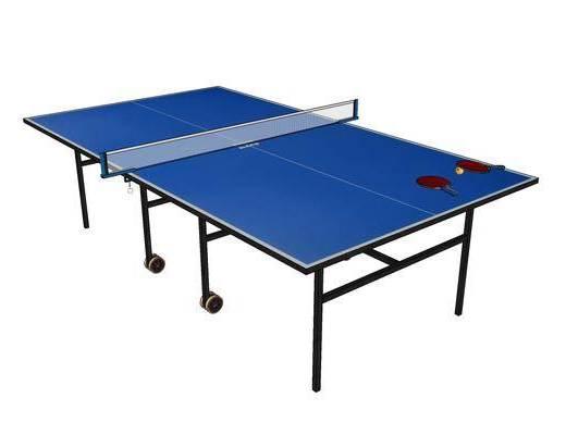 现代, 乒乓球台, 摆件, 装饰