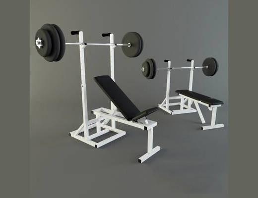 体育, 器材, 现代, 健身器材, 健身设备, 体育设备