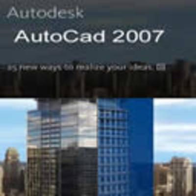 cad2007, cad2007安装, cad2007安装教程