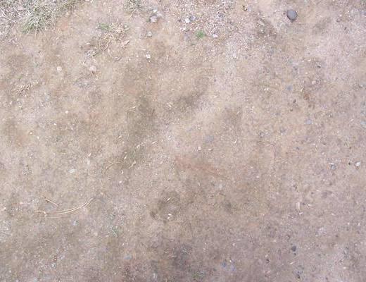 地面, 贴图