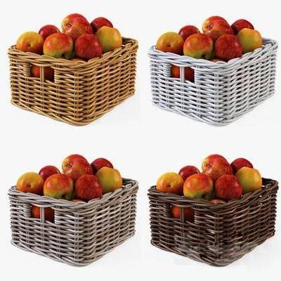 水果篮, 水果, 现代
