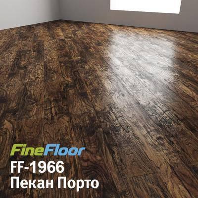 木板, 地板, 现代