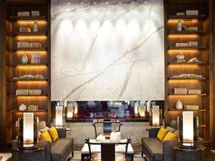 HBA设计 现代酒店休闲区3D模型