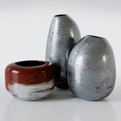 陶瓷, 摆件, 现代