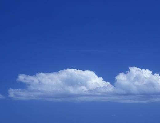 天空, 风景