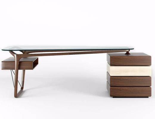 现代书桌, 书桌, 桌子
