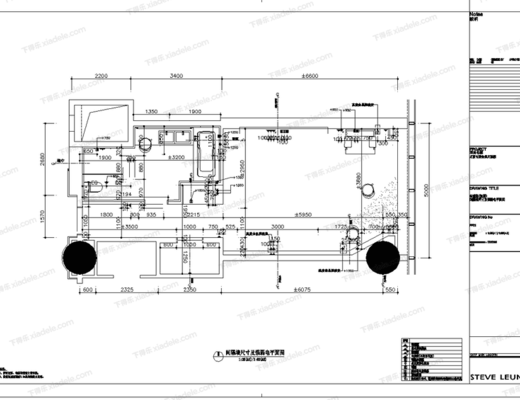 CAD, 大师, 施工图, 平面图, 立面图, 工装, 酒店, 下得乐3888套模型合辑