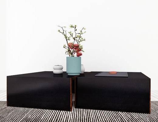 茶几, 花瓶, 现代