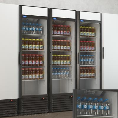 现代, 冰柜, 饮料