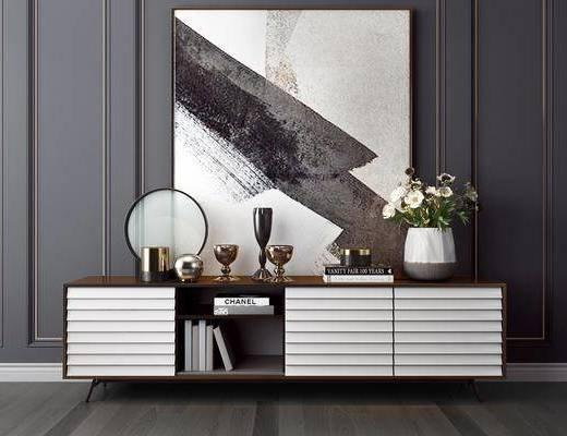 邊柜, 電視柜, 裝飾柜