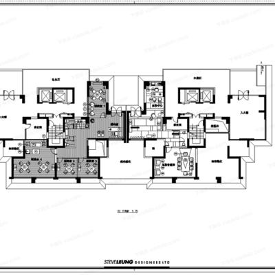 CAD, 施工图, 室内, 家装, 平面图, 立面图, 家私图, 下得乐3888套模型合辑
