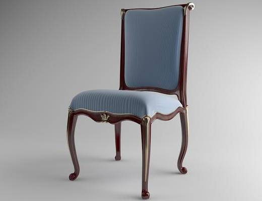 美式简约, 椅子, 单人椅子