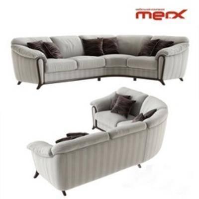 现代沙发, 转角沙发, 多人沙发, 沙发