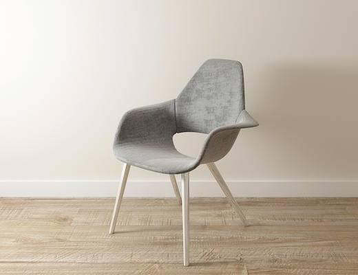 单椅, 北欧