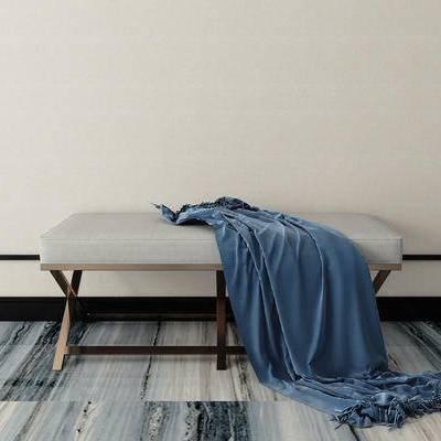 凳子, 新中式