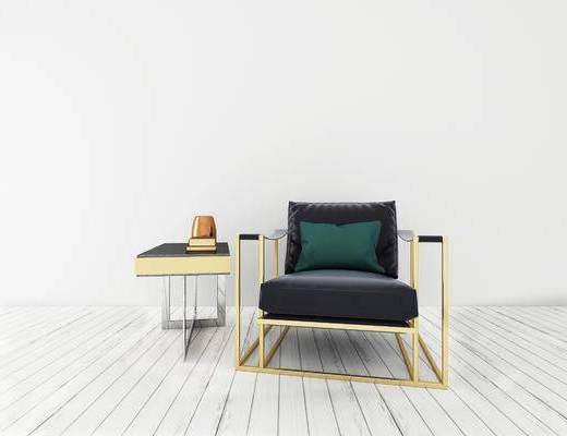 单人沙发, 后现代