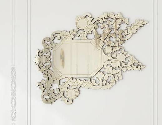 美国KOKET, 后现代, 装饰镜