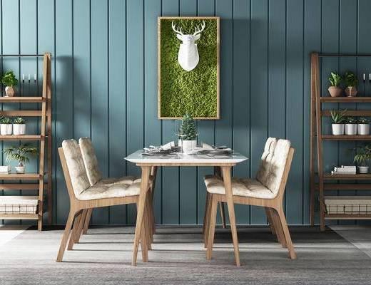 餐桌, 北欧