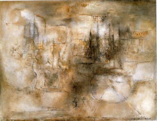 抽象画, 现代