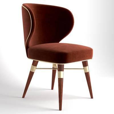 現代單椅, 單椅, 椅子