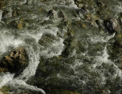 水纹波面, 水纹波面贴图, 现代