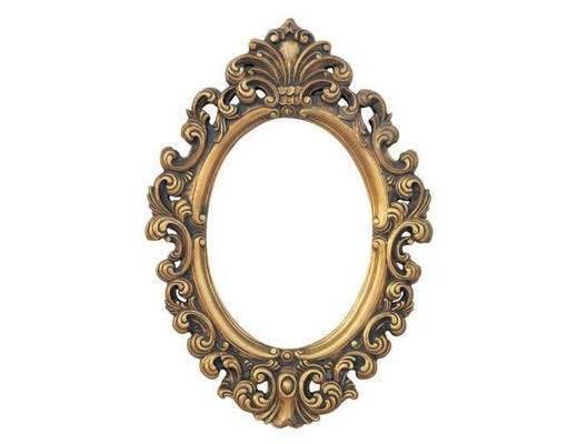 欧式, 镜子