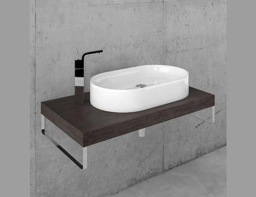 现代, 洗手盆, 卫浴