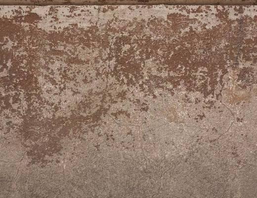 水粉墙面, 现代