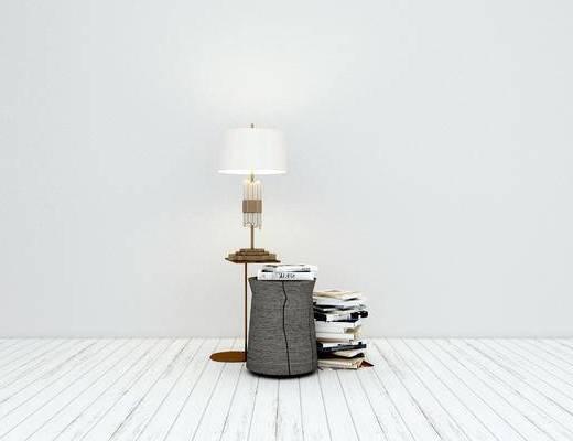边几, 台灯, 现代