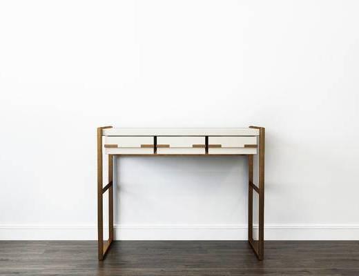 书桌, 现代