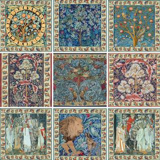 欧式, 欧式地毯, 地毯, 毛毯, 布艺