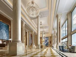 欧式酒店会所大堂3D模型