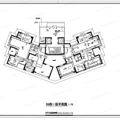 CAD, 施工图, 家装, 室内, 大师, 梁志天, 平面图, 立面图, 下得乐3888套模型合辑