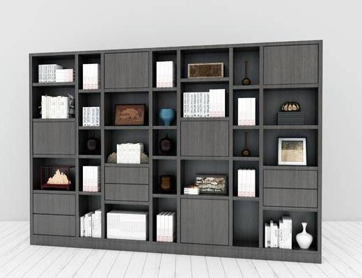 书柜, 现代