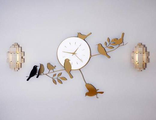 现代时钟, 时钟, 钟表