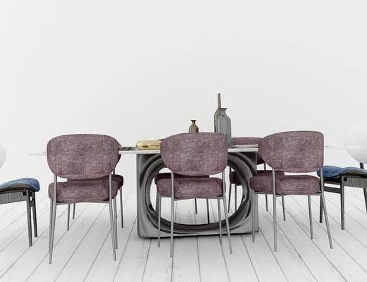 桌椅组织, 桌子, 椅子, 北欧