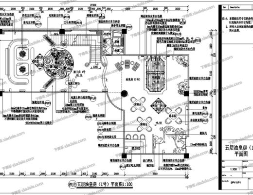 CAD, 施工图, 工装, 会所, 桑拿, 平面图, 立面图, 大样图, 节点