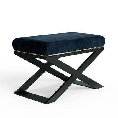 沙发凳, 北欧