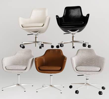 现代, 椅子