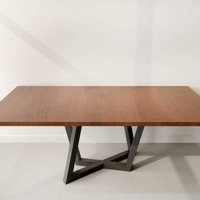 餐桌, 桌子, 现代