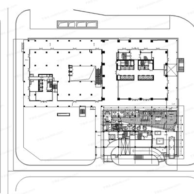 梁志天, CAD, 工装, 平面, 立面, 施工图