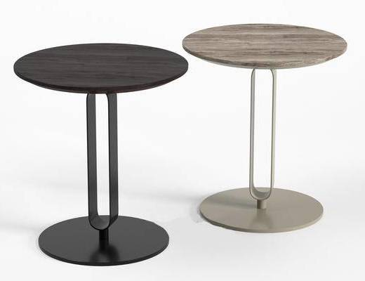 北欧简约, 北欧桌子, 茶几, 边几, 角几, 圆几