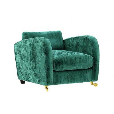 单人沙发, 美式