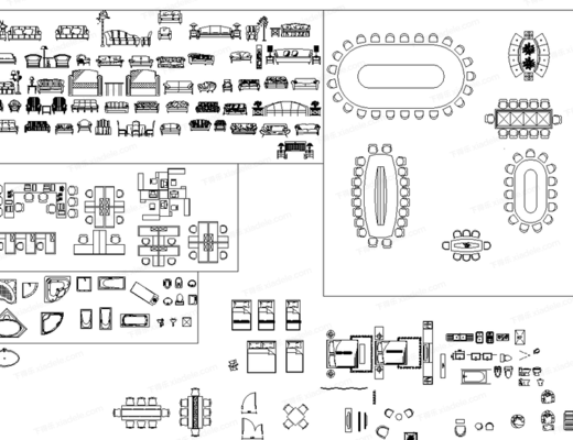 CAD, 模块, 高文安