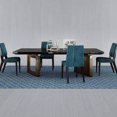 后现代, 餐桌椅, 餐具
