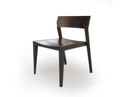 北欧简约, 单人椅子, 椅子, 北欧椅子