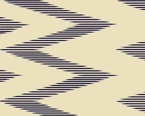 条纹格子, 现代