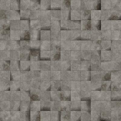 格子, 瓷砖
